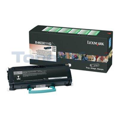 LEXMARK X463DE RP TONER CARTRIDGE 15K